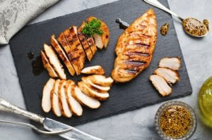 Looking for a Healthier Option? Try Our Delicious Grilled Chicken